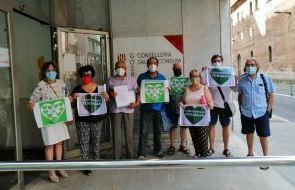 El Movimiento Pensionista de Mallorca, con la DIGNIDAD por delante