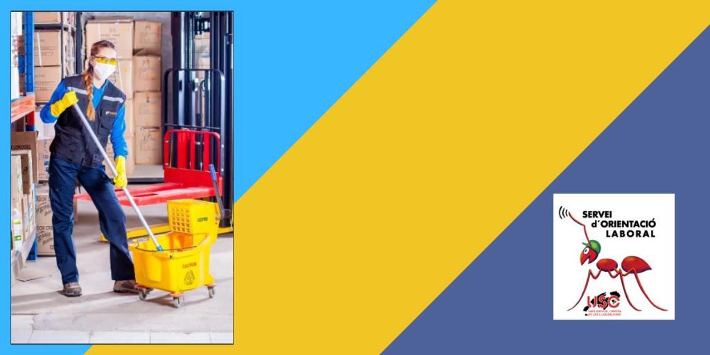 Convenio de colaboración entre Orienta USO y la empresa de limpiezas GRUPO NET